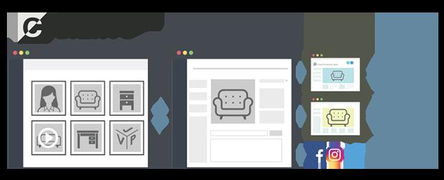 デジタルアセット管理(DAM)システム「CIERTO」:CMS連携